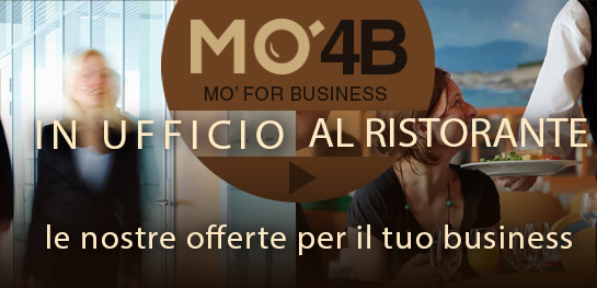 MO' for BUSINESS